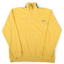 VGC BENCH 1/4 Zip Sweatshirt   Men's L   Retro Jumper Sweater 90s Top Vintage