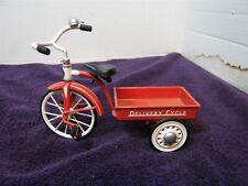 Hallmark Kiddie Car Classics 1950 Delivery Cycle Die Cast