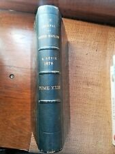 1879, HISTOIRE GUERRE Journal des Sciences Militaires- 4621