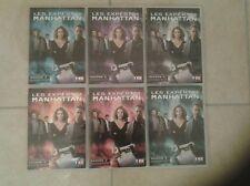 23706//LES EXPERTS MANHATTAN SAISON 2  6 DVD SLIM  24 EPISODES NEUF SANS BLISTER