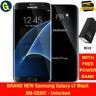 Brand new Samsung Galaxy s7 SM-G930F 32GB 4G Black Android Unlocked Smartphone