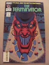 Terminator #11 NOW Comics 1988 Series