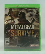 Metal Gear Survive (Microsoft Xbox One, 2018) New !