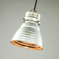 Zeiss Ikon Pendel Leuchte Adolf Meyer Bauhaus Design Lampe 20er 30er Vintage #1