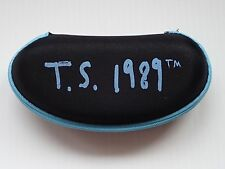 TAYLOR SWIFT SUNGLASS BLUE CASE - 1989 TOUR CONCERT - Case only- FREE SHIPPING