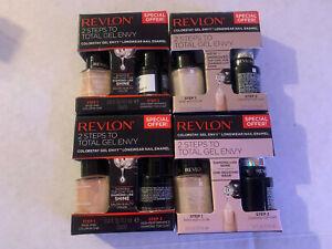 Revlon ColorStay Gel Envy Value Pack, #730 Beginner's Luck New Lot of 4