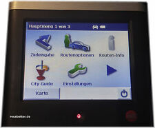 Falk C-Series Navi Navigationsgerät | Windows CE 5.0 | MP 3 Player | City Guide