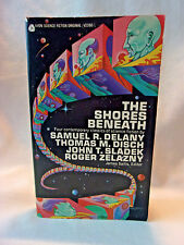 THE SHORES BENEATH : FOUR CONTEMPORARY CLASSICS OF SCIENCE FICTION VINTAGE PB