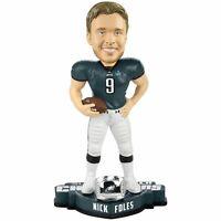 Nick Foles Philadelphia Eagles Super Bowl LII Champion Bobblehead NFL