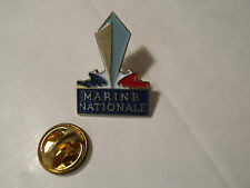 PIN'S  MARINE NATIONALE