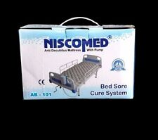 ELECTRIC AIR MATTRESS System BED SORE Cure System & Pump NISCOMED AB-101 - BEXCO