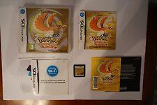 Pokemon edicion Oro Heartgold nintendo ds nds lite idioma español ESP 2060