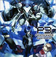 USED CD Persona 3 Original Soundtrack
