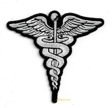 CADUCEUS PATCH DOCTOR MEDICAL PIN UP MEDIC DOC EMT NURSE US AIR FORCE VETERAN