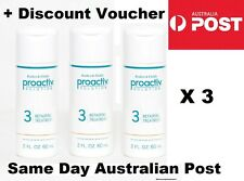 Proactiv LUXURY SIZE 180ml REPAIRING TREATMENT 180 DAY Acne 3 x 60ml LOTION