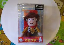 TOY STORY WOODY DOLL STUFFED ANIMAL  BIG PLUSH IPHONE APPLE 5 5S CASE HARD COVER