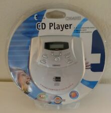 Electron Portable CD Player LCD Display WITH Headphones CDO49EE BASS Electronic
