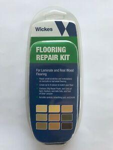 Laminate and Real Wood Floor Repair Kit