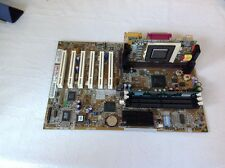 Asus Computer P3W Motherboard 810 Family FULLY ASSEMBLED AND WORKING