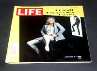 LIFE MAGAZINE JANUARY 12 1968 FAYE DUNAWAY