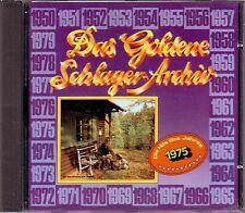 V.A. - Das Goldene Schlager-Archiv 1975 (Udo Jürgens, Michael Holm, Heino) - CD