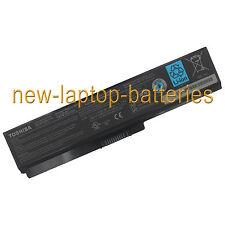 Genuine Original Battery Fr TOSHIBA Satellite L645 L670 L650D L755D PA3817U-1BRS