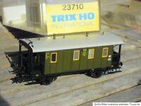 Trix 23710 Post- / Gepäckwagen PwpostL DRG Ep.2,KKK und NEM, sehr gut in OVP