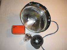GENUINE LUCAS EUROPEAN HEAD LAMP ASSY FAO LAND ROVER SERIES II IIA PN 545218870