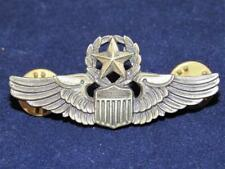 "Original Vietnam War USAF USAAF 2"" ""MASTER COMMAND PILOT"" Wings Pin Meyer"