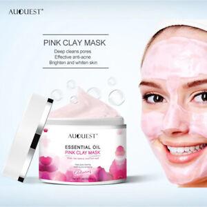 Australian Kaolin Pink Clay Mask Pore Blackhead Deep Cleansing Against Acne 50g