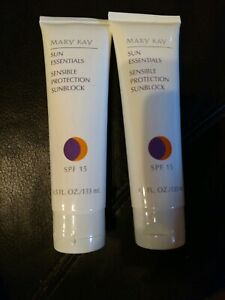 Mary Kay Sun Essentials Sensible Protection Sunblock SPF15 BOGO Get 2 For 1