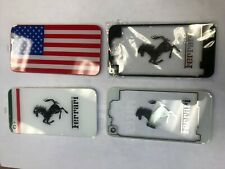 For Apple iPhone 4 - 4s rear Glass Battery Back Door Cover with designs