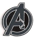 "Avengers/Agents of SHIELD TV Series 3"" Logo Patch-FREE S&H (ASPA-019)"