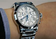 Gc I41008G1 Swiss Made Chic Wrist Men's Watch Guess Collection Free EMS