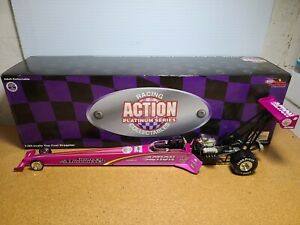 1997 Shirley Muldowney Action 1:24 NHRA Top Fuel Dragster Action Die-Cast MIB