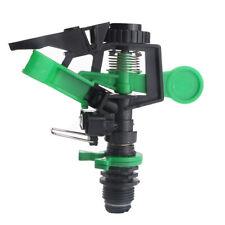 Adjustable Lawn Impulse Sprinkler Hose Pipe Water Saving Garden Sprayer Head CN