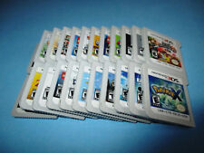 Nintendo 3DS Games You Pick Choose Your Own Great Titles! Mario Pokemon