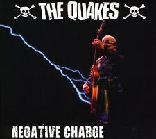 The Quakes - Negative Charge [New CD]
