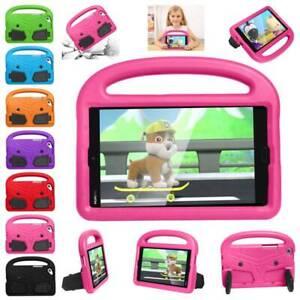 Fr Huawei MediaPad T3 M3 M5 M6 MatePad T8 Tablet Tough EVA Stand Kids Case Cover