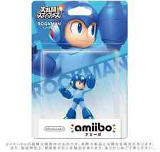 Free Fast Shipping!New Nintendo 3Ds/Wii Amiibo Rockman Japanese import