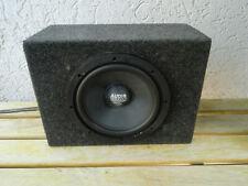 Bassreflex Auto Subwoofer - Audio System