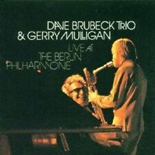"DAVE BRUBECK TRIO ""LIVE AT THE BERLIN ...""2 CD NEU"
