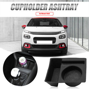 Cup Can Holder Ashtray Coin Tray for Citroen C3 DS3 9425E4 Car Accessories