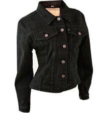 Denim Summer Casual Coats & Jackets for Women
