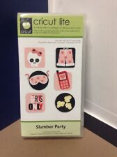 Cricut Cartridge - Slumber Party - Gently Used - Complete!