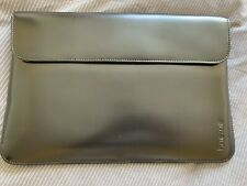 Knomo Leather Macbook Air 11  Case. New And Unused