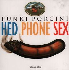 Funki Porcini(CD Album)Hed Phone Sex-Ninja Tune-ZEN CD17-UK-