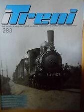 I Treni 283 - Le fine delle Meridionali - Locomotiva E 645 in scala N [TR.29]