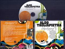 Aldo Tagliapietra (ex Le Orme) - Unplugged 1 (2011) Prog CD SIGILLATO