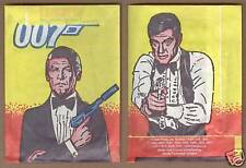 JAMES BOND - OO7 Unopened Pack .... Made in HOLLAND